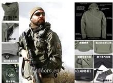 KV18 tactical V4.0 men's waterproof windproof soft shell hiking jackets
