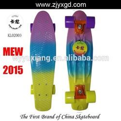 Penny Fade Skateboard 22 Pastel Fade Long board Plastic Cruiser