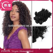 Hot selling 5a grade unprocessed 100% brazilian deep curl hair,virgin deep curl brazilian hair