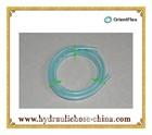 flexivel / transparente / duravel / non-toxic fibra reforcado mangueira de pvc