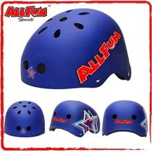 Printing color ABS material police motorcycle helmet