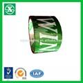El logotipoimpreso de colores de cinta de embalaje, cinta de cartón sellado, fabricante de china