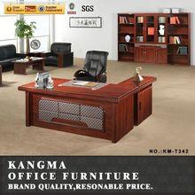 2014 new hot selling L shape office table design set