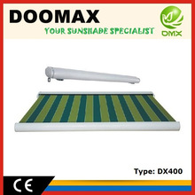 #DX400 High Quality Full Cassette Awnings