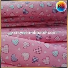super fine peach twill cotton fabric