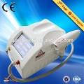 CE TUV sertifikası q anahtarlı 1064nm ve 532nm lazer YAG küçük dövmeler erkekler için