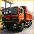 caminhões basculantes ng80 10 roda 6x4 drive caminhão basculante exportações de dubai