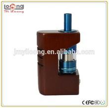 Yiloong best mechanical mod fog box wood box mod fot fogger 5.0 fogger 4.1 atomizer i tank fog box mod