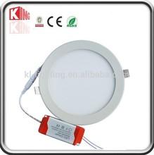3w/6w/9w/12w/15w/18w round and square LED Panel