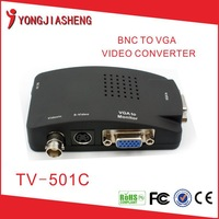 New product BNC/RCA & S-Video To Vga Converter