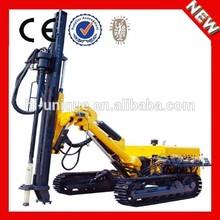 China Brand Mining Rock Portable Crawler Hydraulic Core Drilling Rig Machine
