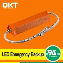 UL approved(file NO.: E469335) for led lights indoor led emergency lighting system