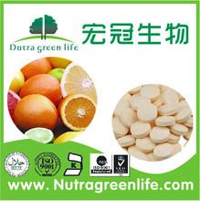 factory price Ascorbic Acid vitamin c,antioxidant tablets CAS No:50-81-7