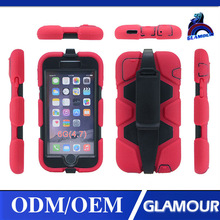 Advantage Price Environmental Combo Mobile Phone Case For Iphone 6