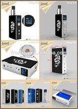 Wholesale prices variable wattage original Luxyoun Smaug 150W Mod e cig marketing