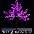 1.5m del árbol de cerezo 45cm para la decoración del escenario fz-384-cp