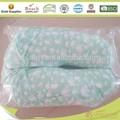 100% funda de algodón bebé la alimentación con almohadas de poliéster