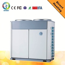 CE cold climate high cop heat pump for canada solar heat pump boiler