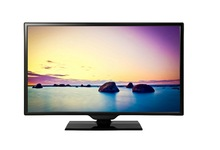 fashion 24 inch led tv with slim metal cabinet