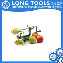 stainless steel spiral potato cutter/manual spiral potato cutter