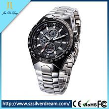 New arrival high quality vogue style quartz chronograph watch men sport watches