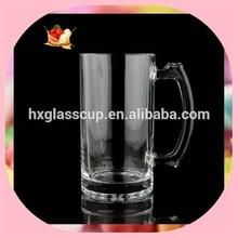 16OZ Transparent Glass Fruit Juice Mug
