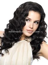MR hair,wholesale high quality natural looking 100% brazilian human hair wig