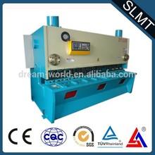 China supplier QC11K-16*3200 machine screw gauge,manual aluminium cutting,manual guillotine shearing machine