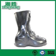 2015 New York black anti-skidding personality men miners rain boots