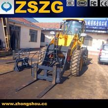 ZL20 Front End Fork Auto mini Fork wheel loader for sale