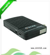 digital satelitte tv box icone i-2000 S2+BISS+HD+CA+WiFI+RJ45+USB+LED