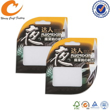Fashion best selling branded voice paper cards