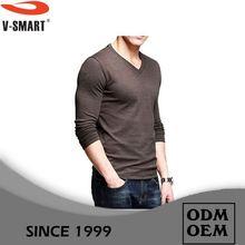 Staff Uniform Employee Uniform Apparel Custom Color T-Shirt Elastane