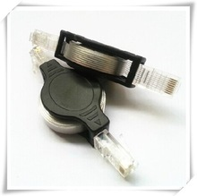 retractable network cable