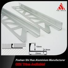 Tile accessories aluminum ceramic tile corner trim