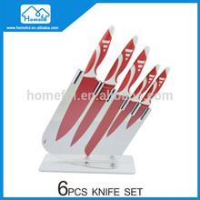 Hot sale kitchen knife set cooking fruit cutting knife