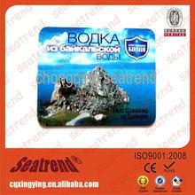 Gold supplier best selling customized tourist souvenir fridge magnet