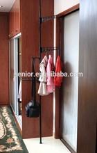 Corner Standing Coat Rack