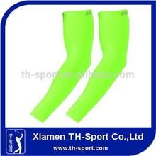 Green Hiking/Running Arm Sleeve High Quality