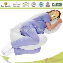 Fashion Body Design J Shape Pillow