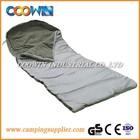 hollow fiber travel sleeping bag cotton