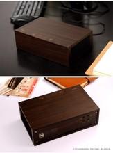 Design OEM Stock Best Quality Wooden Wireless Bluetooth V4.0 Speaker