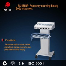 BS-668BP High frequency scan and skin care health and body