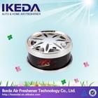 Aroma canned freshener auto air freshener