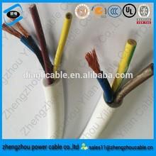 American standard THW/BV/THHM AWG 8AWG,10AWG,12AWG,14 PVC sheath copper wire supplier