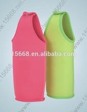 GR-B0167 custom neoprene bottle sleeve with high quality