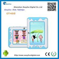 Bottom price promotional 7 inch wifi kids tablet