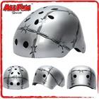 Planting color ABS material plastic helmet