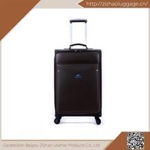 2014 New design unisex aluminum frame travel luggage,golf bag travel cover