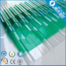 Polycarbonate Corrugated Sheet.Plastic Roofing Panel,Transparent Roof Tile